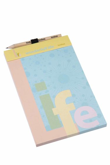 DeFacto Wonderfull Life Defter