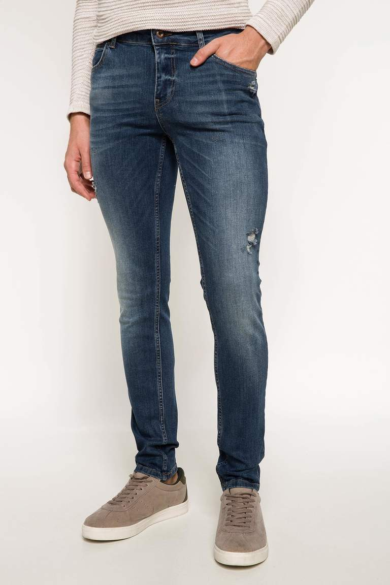 Martin Süper Skinny Fit Denim Pantolon