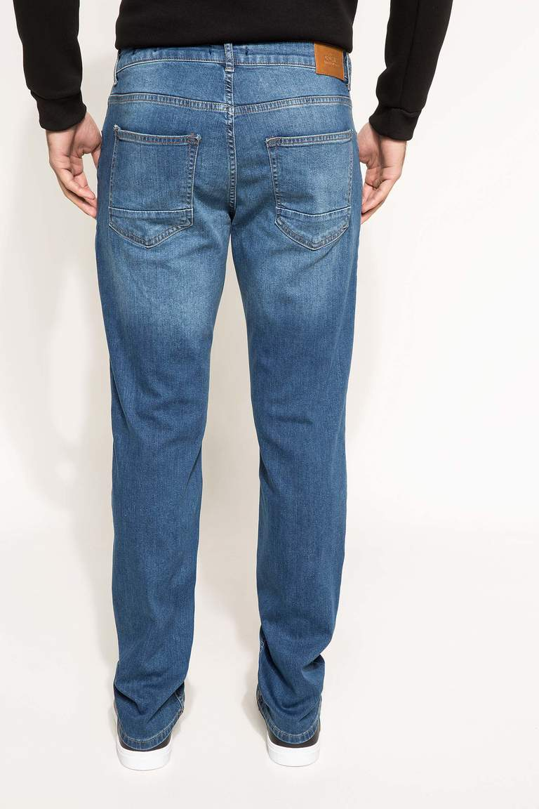 Sergio Regular Fit Denim Pantolon