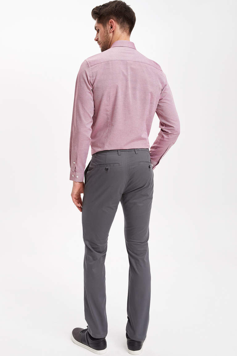 Paco Casual Regular Fit Chino Pantolon