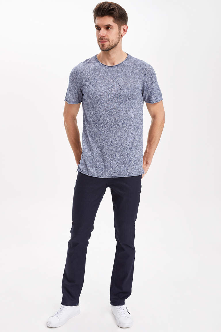 Slim Fit Triko T-shirt
