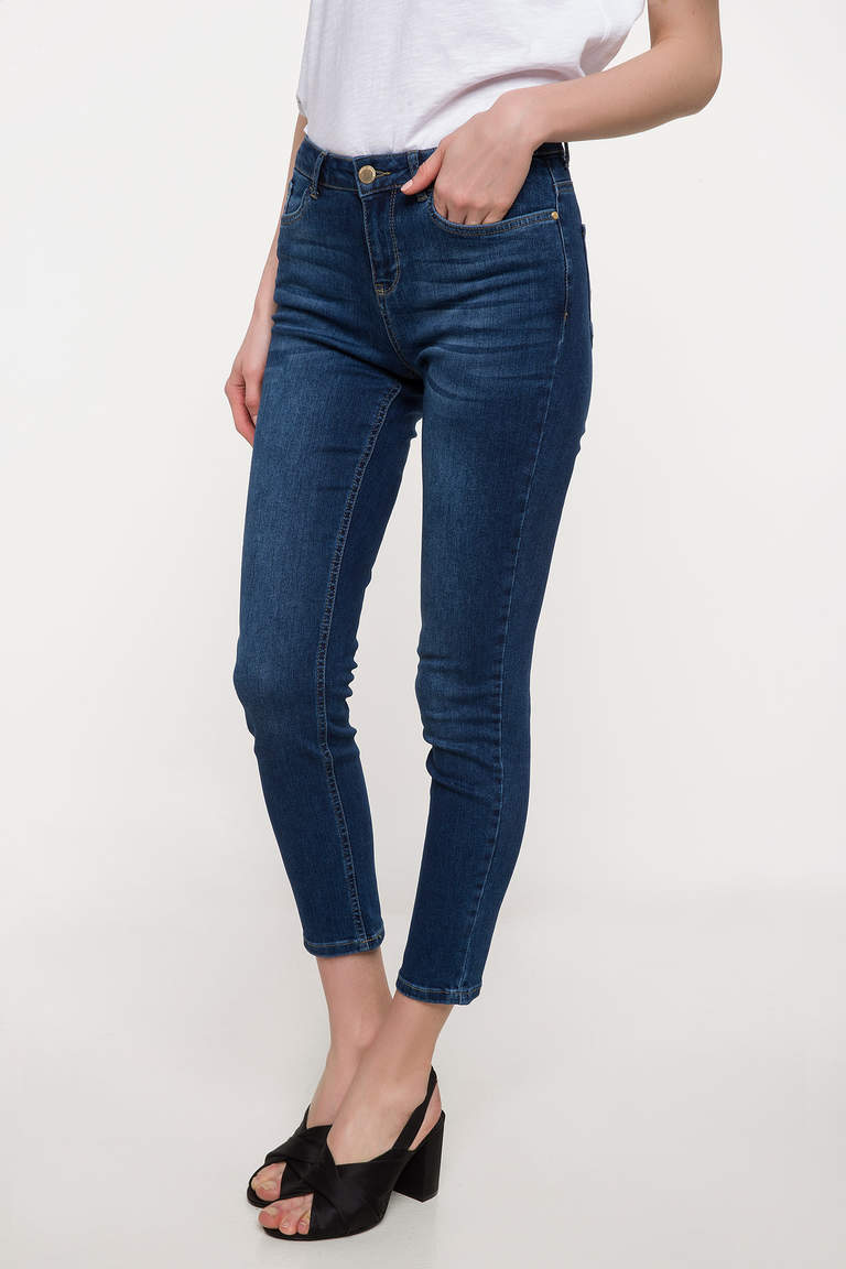 Rebeca Skinny Denim Pantolon