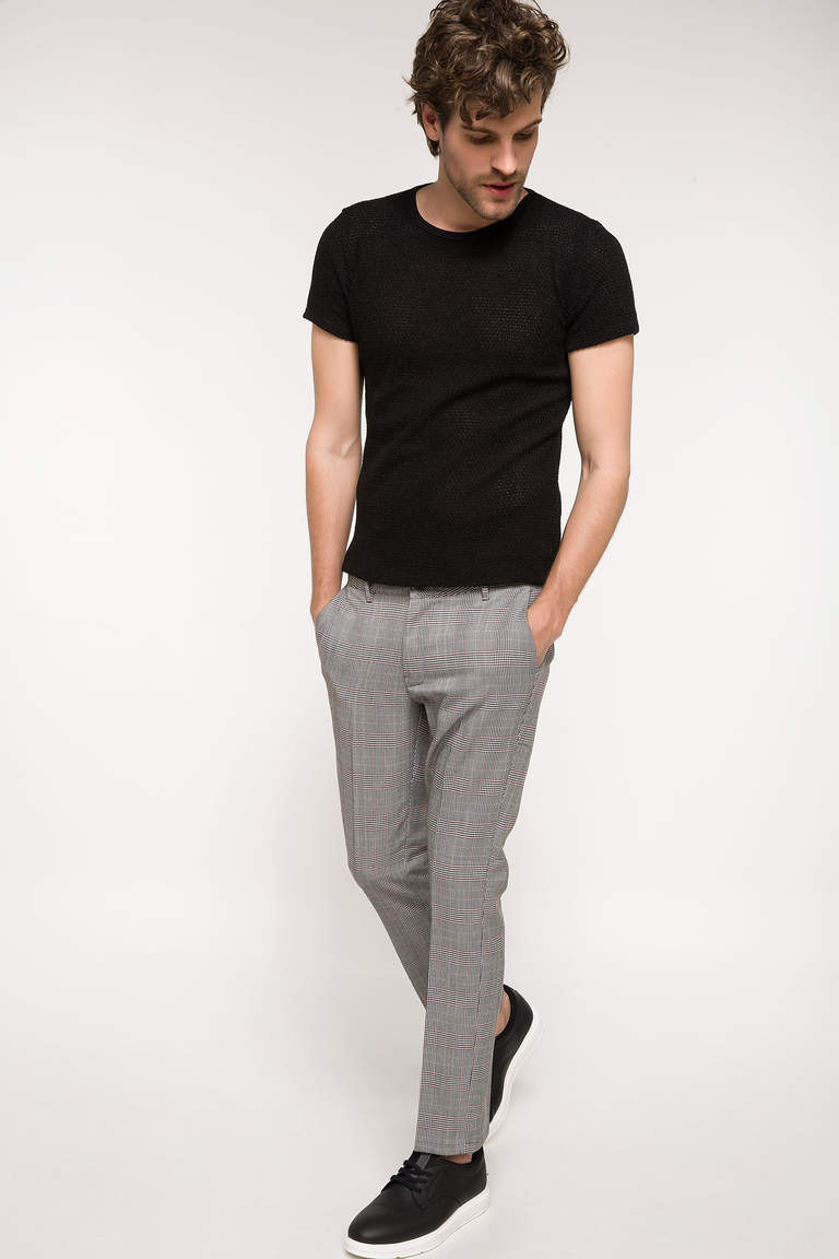 Bruno Slim Fit Chino Pantolon