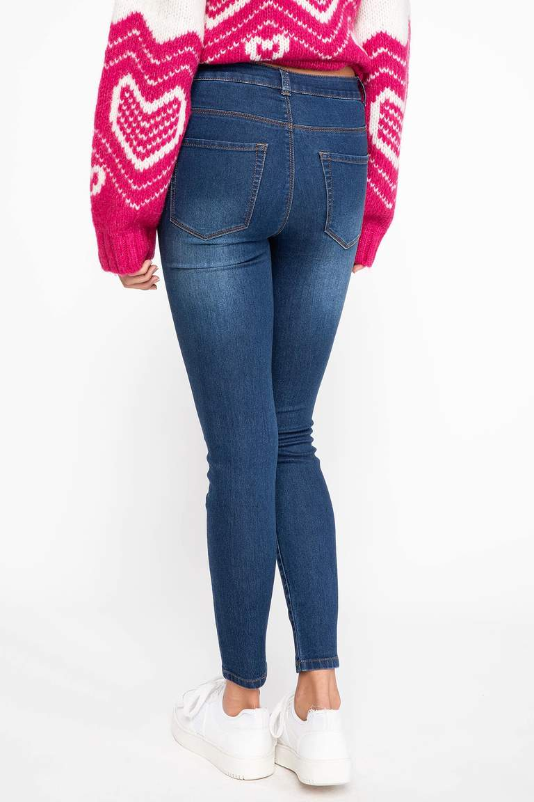 Agata Super Skinny Fit Jean Pantolon