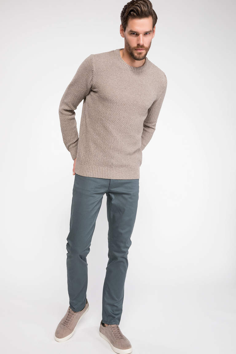 Daniel Casual Extra Slim Fit Chino Pantolon