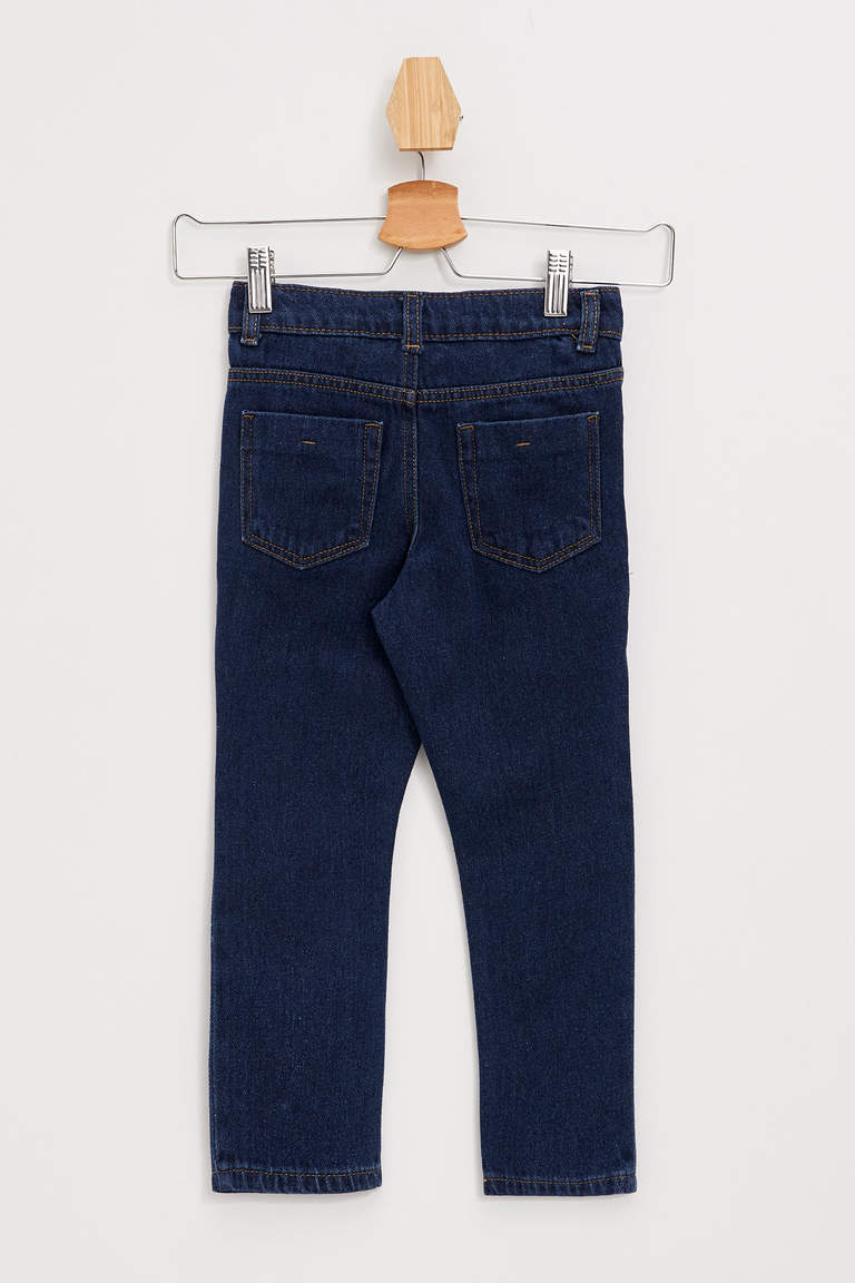 Regular Fit Jean Pantolon