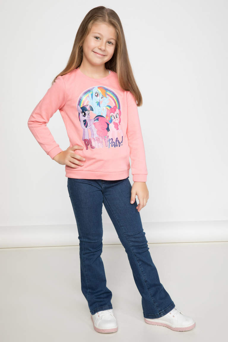 My Little Pony Lisanslı Sweatshirt