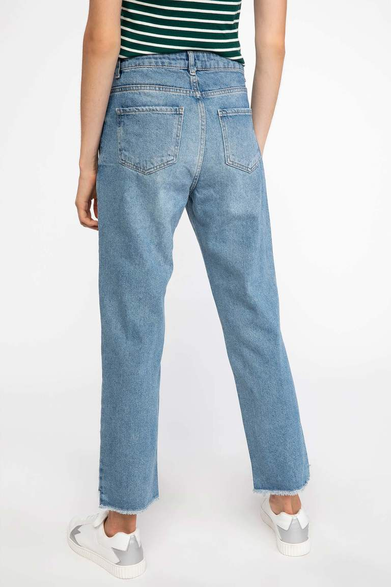 Mary Straight Jean Pantolon