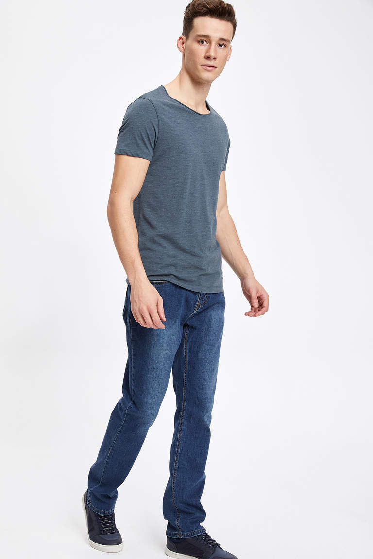Alex Relax Fit Jean Pantolon