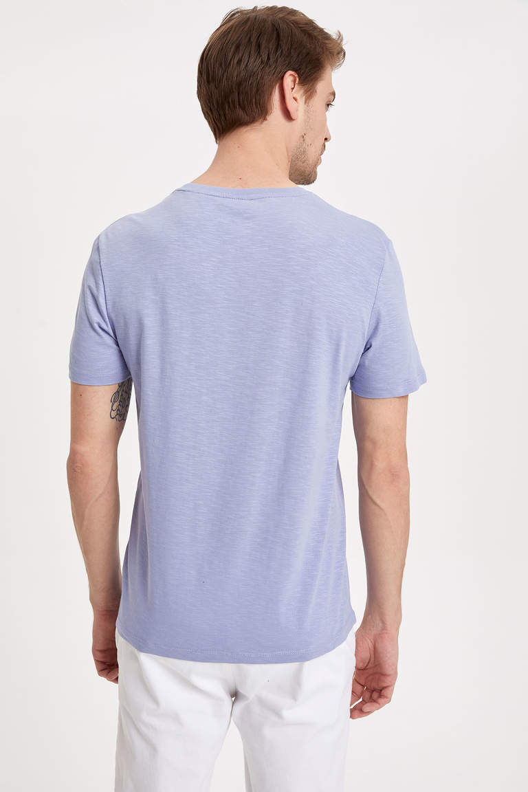 Regular Fit Basic T-Shirt