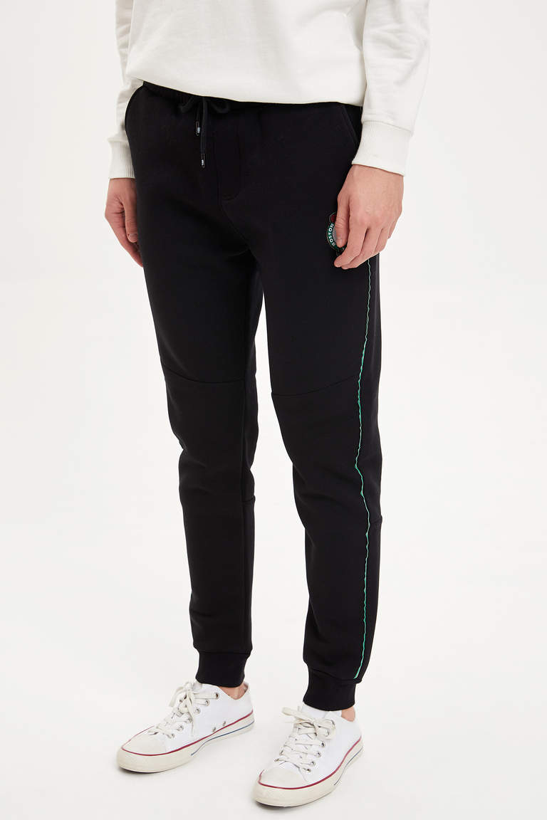 Boston Celtics Lisanslı Slim Fit Jogger Pantolon