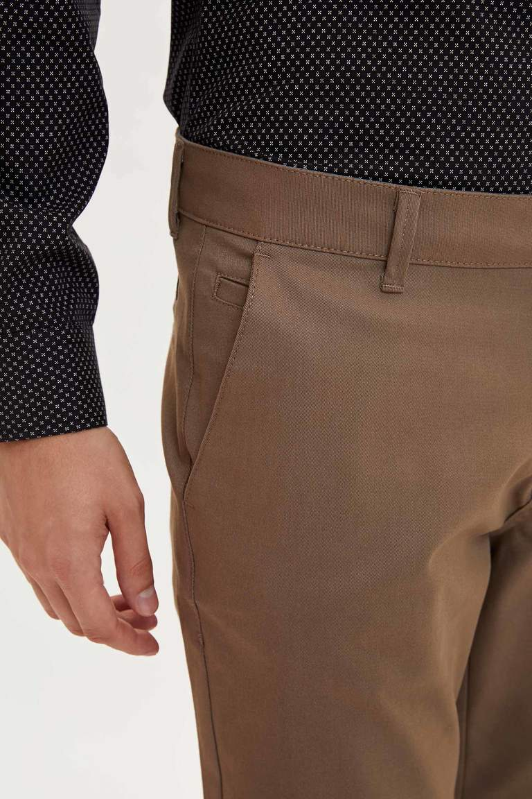 Regular Fit Chino Pantolon