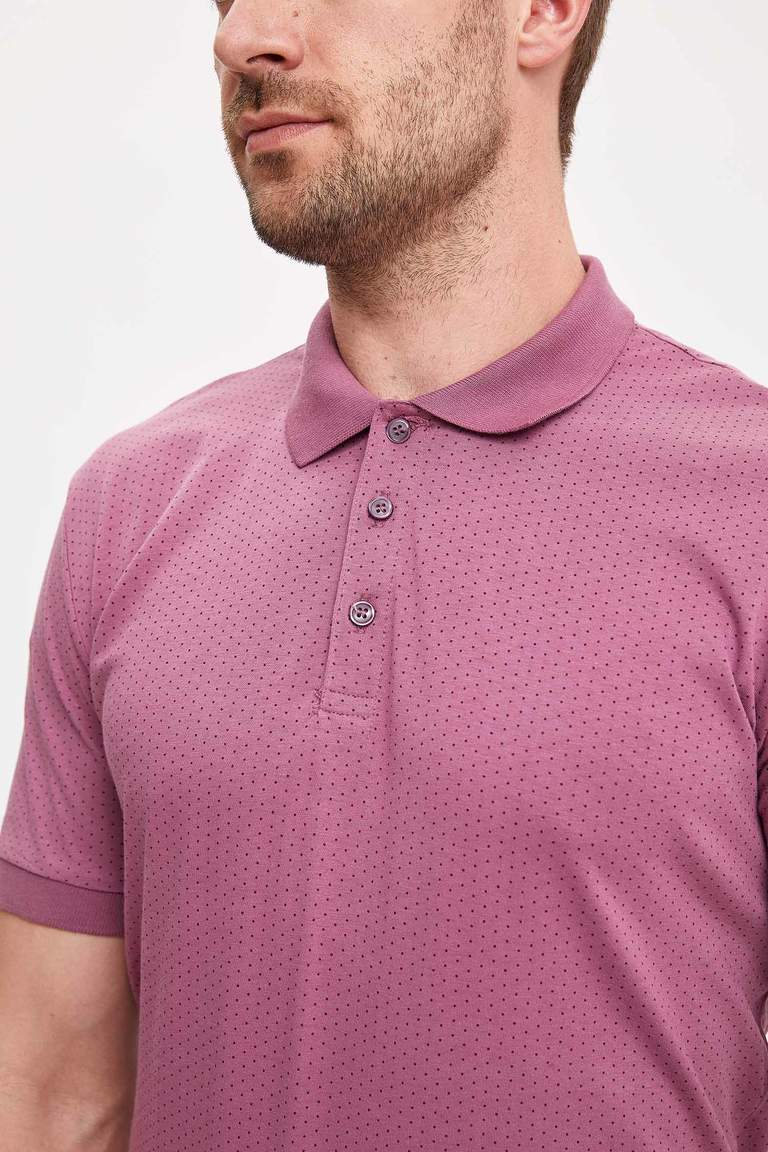 Slim Fit Polo Tişört
