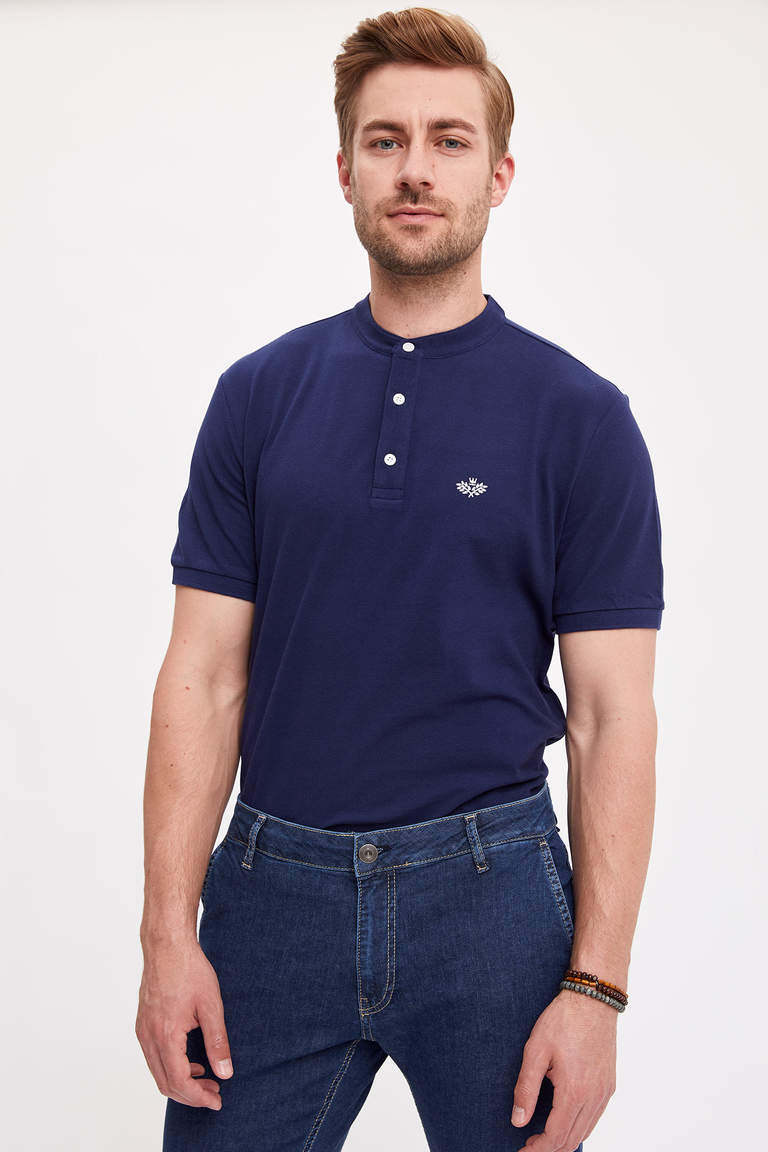 Regular Fit Polo Tişört