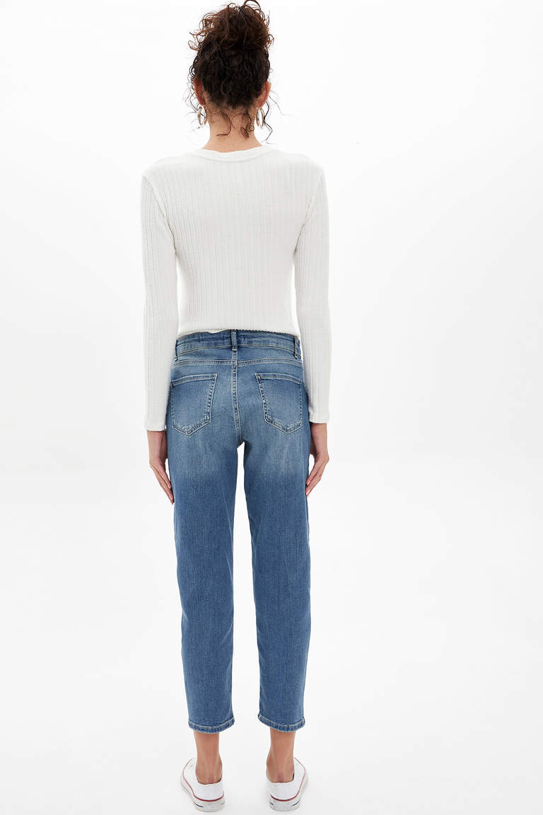 Susana Slim Fit Jean Pantolon
