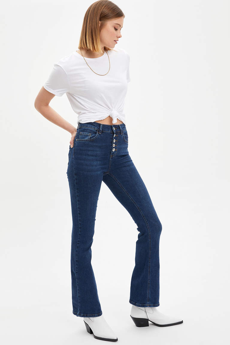 Mia Fit Jean Pantolon