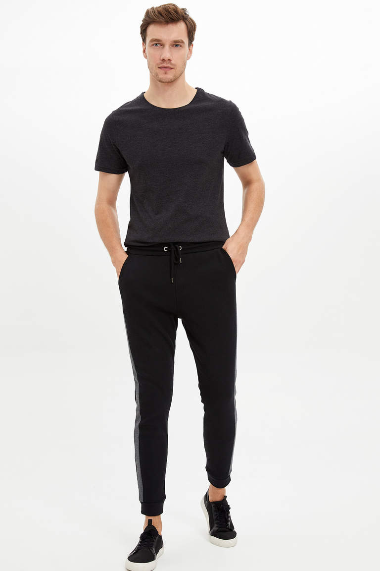 Basic Slim Fit Tişört