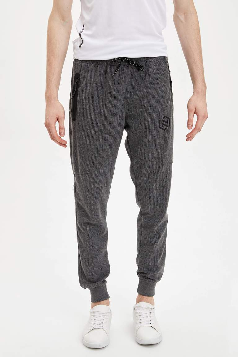 Jogger Slim Fit Eşofman Altı
