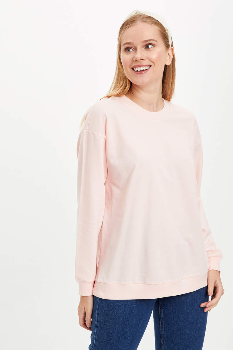 Relax Fit Örme Tunik