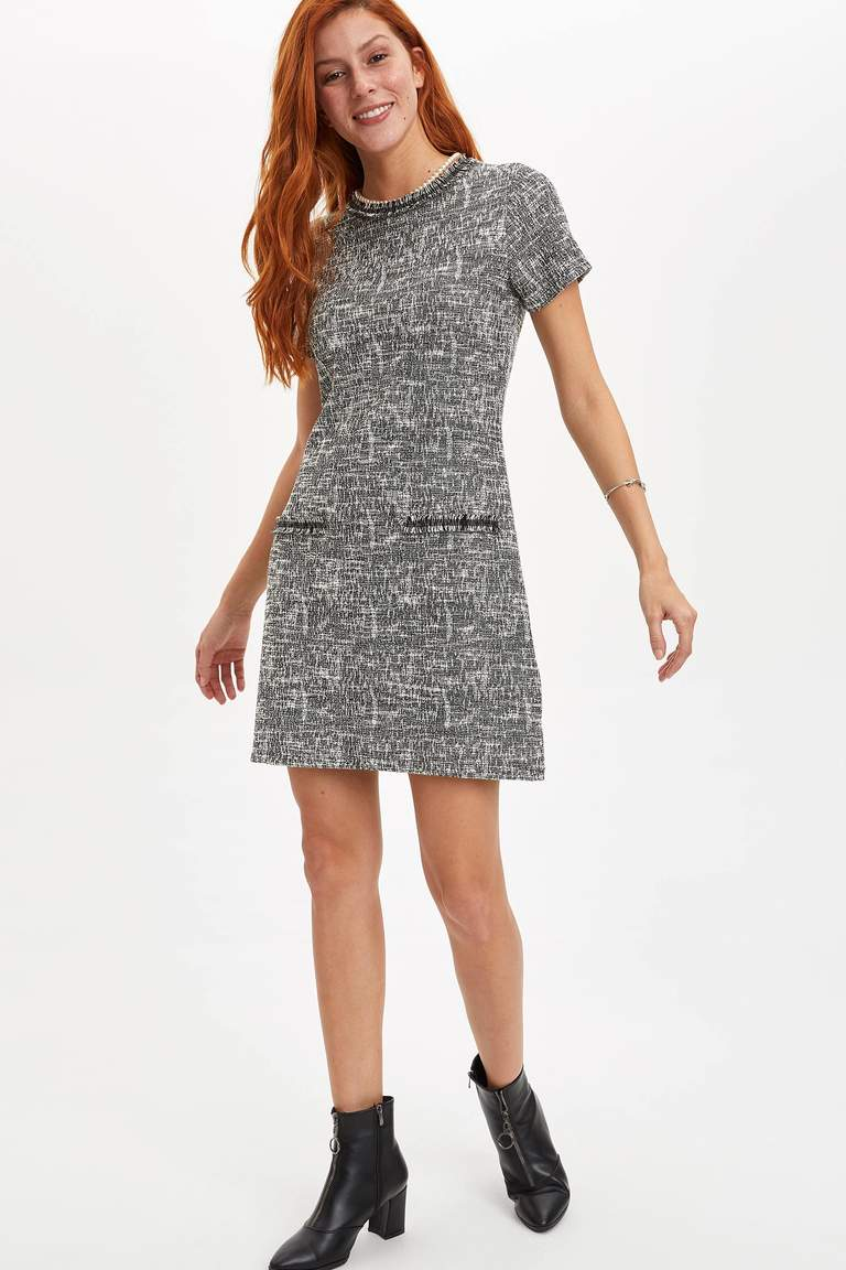Basic Knitted Dress