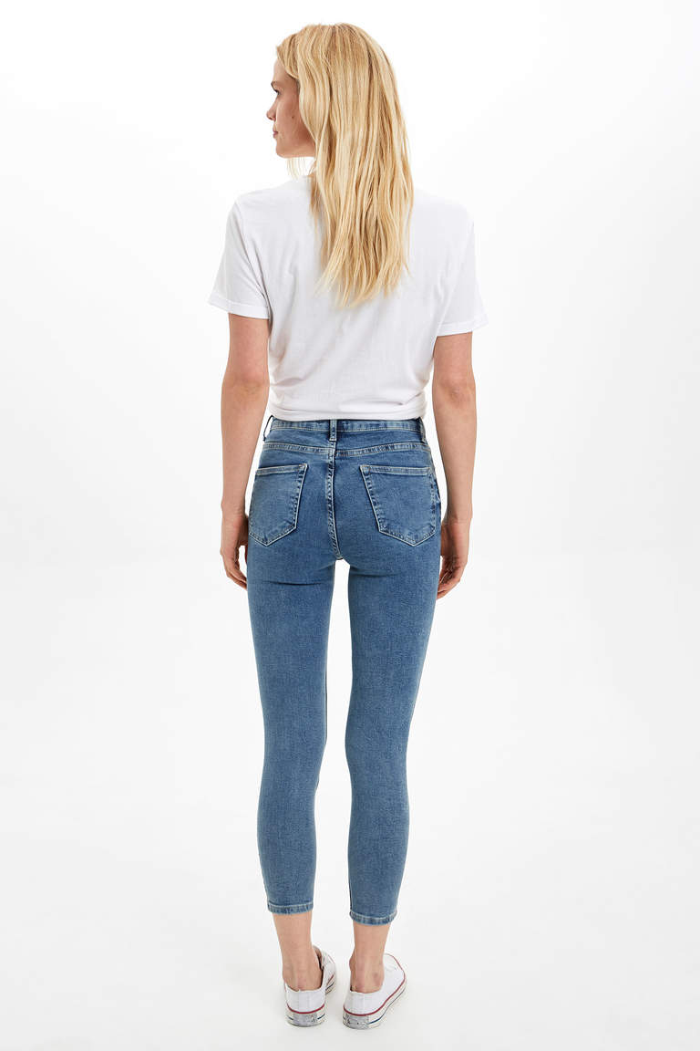 Super Skinny Fit Jean Pantolon