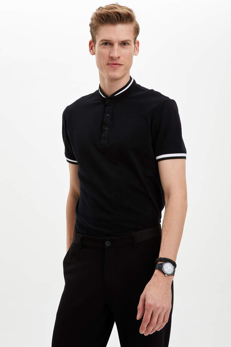 Modern Fit Polo T-shirt