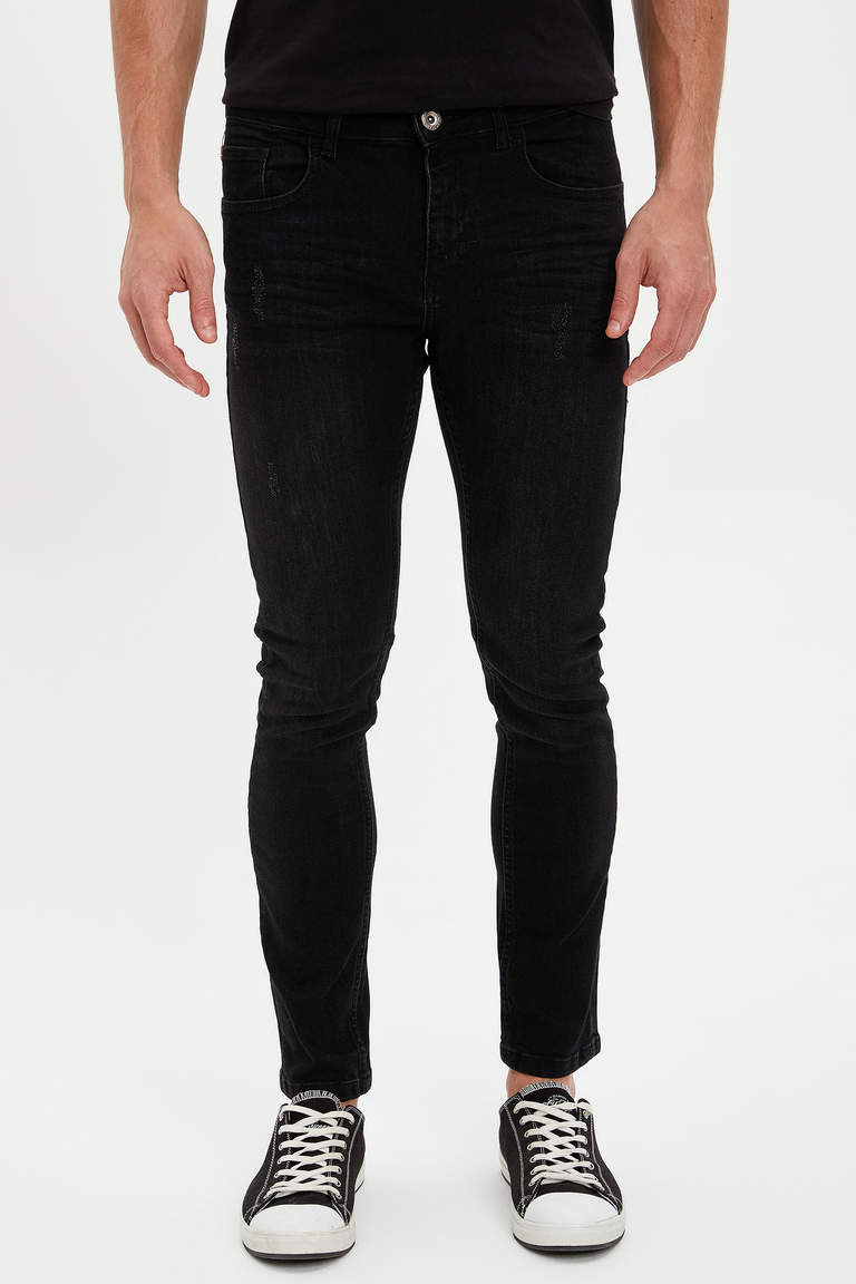 Slim Comfort Fit Jean Pantolon