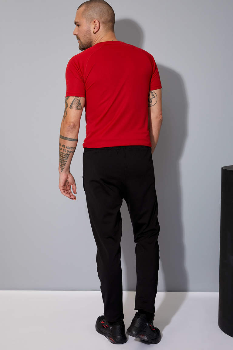 Slim Fit Eşofman Altı