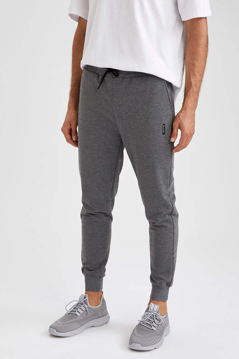 Slim Fit Jogger Eşofman Altı