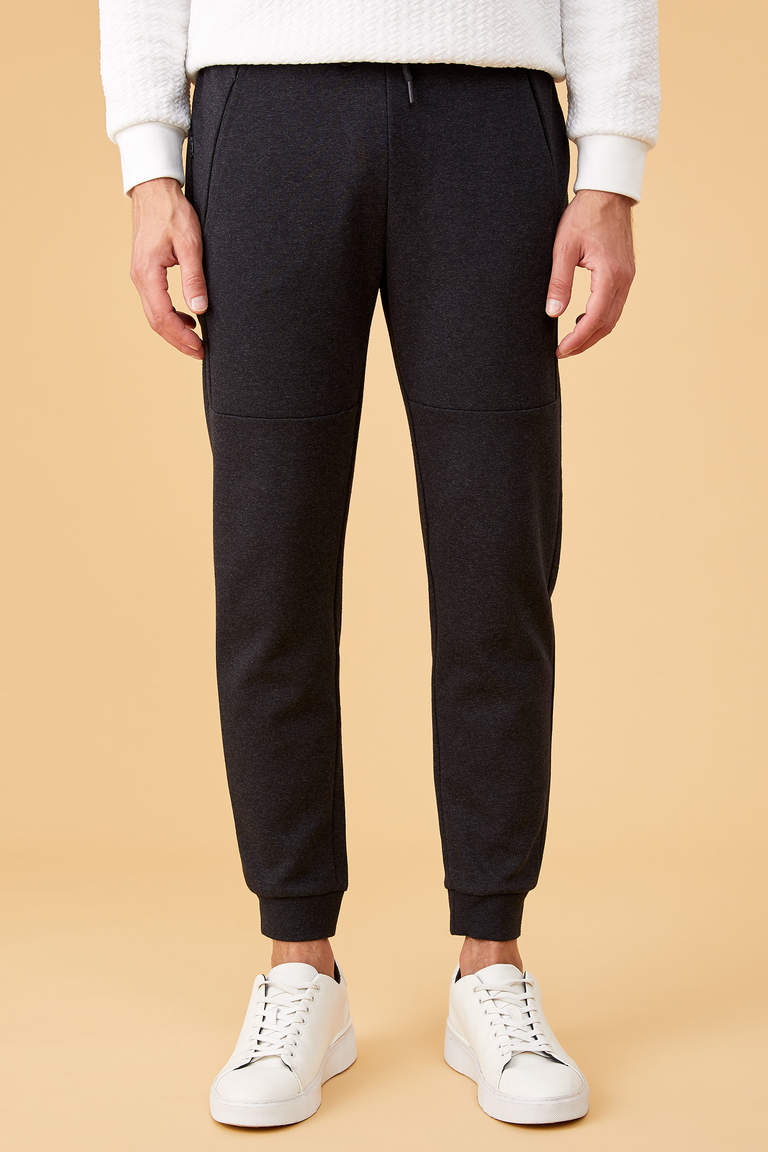 Regular Fit Jogger Pantolon