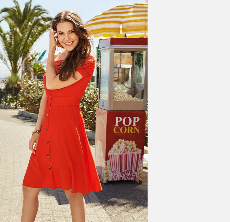 d542649b7ec51 DeFacto ile Kadın ve Erkek Giyimde Akdeniz Modası